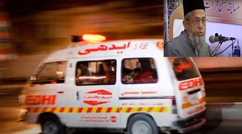 ) Maulana Dr. Adil Khan killed