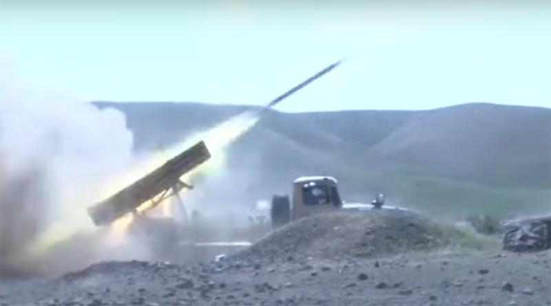 war between Azerbaijan and Armenia