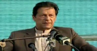Imran Khan in Hafizabad