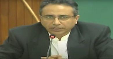 Adviser to the Prime Minister Nadeem Babar