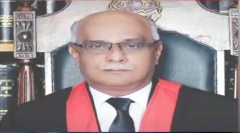 Justice Waqar Ahmed Seth