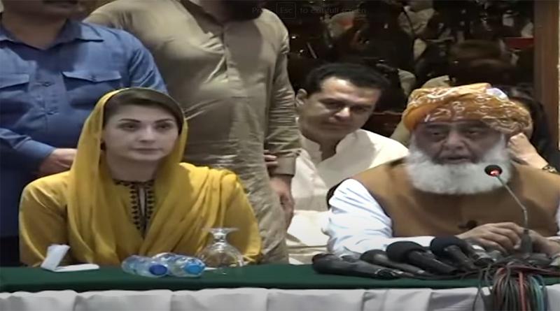 Pakistan Democratic Movement (PDM)