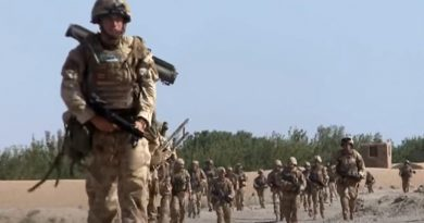 Britain troops in Afghanistan