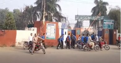 schools closed in Pakistan