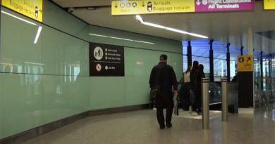 International Travel in UK