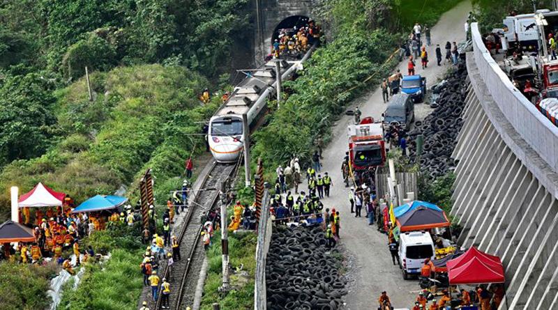 train disasters in Taiwan