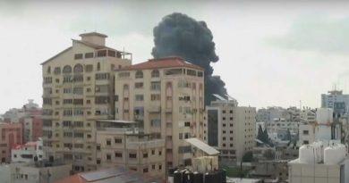 attacks in Gaza