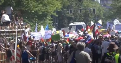 Protests against Covid-19 restrictions