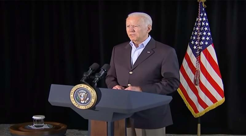 Biden's cool reaction to fall of Afghanistan