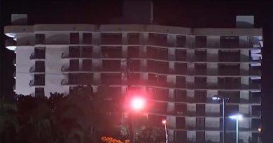 Florida condominium complex