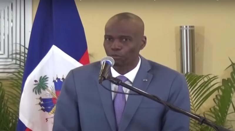 Prime Minister Claude Joseph